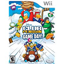 WII: CLUB PENGUIN GAME DAY! (DISNEY) (COMPLETE)